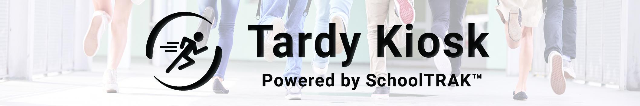 Tardy Kiosk powered by SchoolTRAK for Skyward Qmlativ Banner